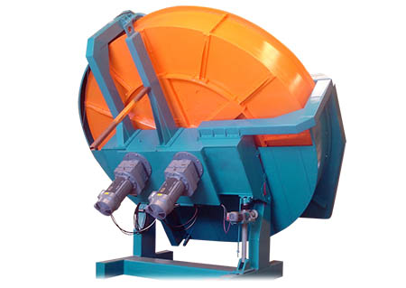 Disc Pelletizer